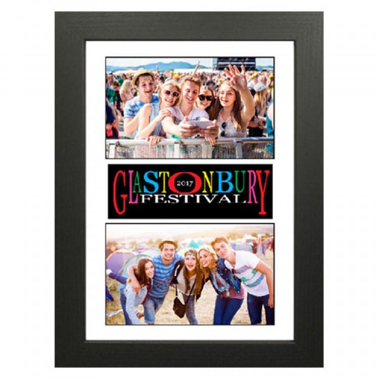 Glastonbury 2017  Photo Collage