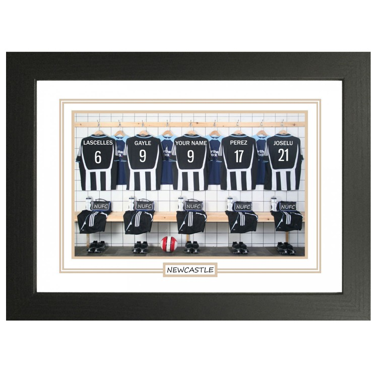 Personalised Newcastle Gift