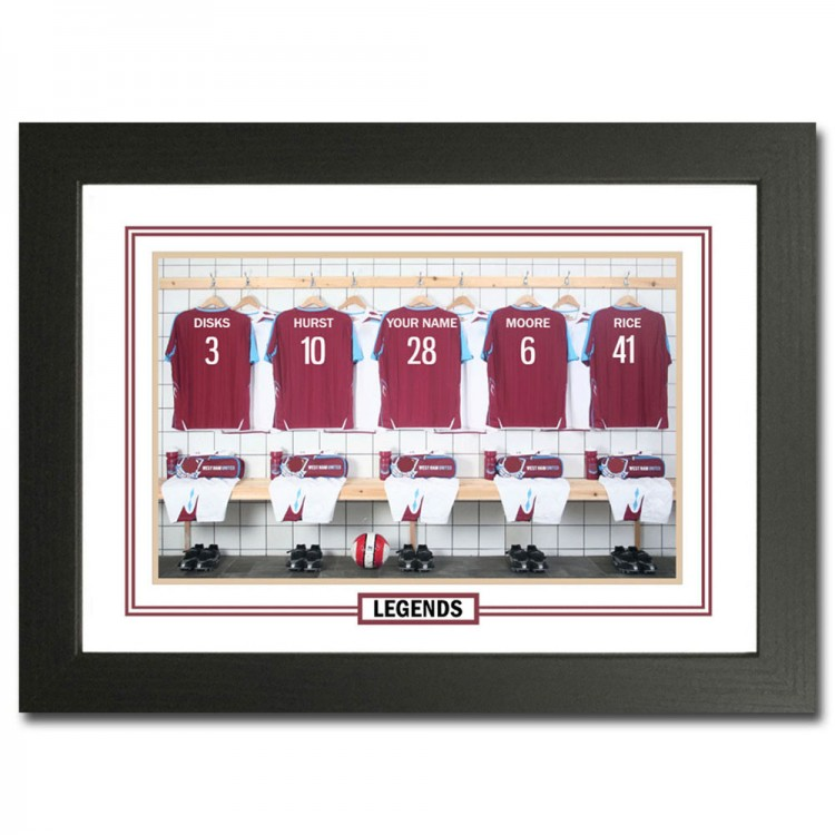 My West Ham Legends