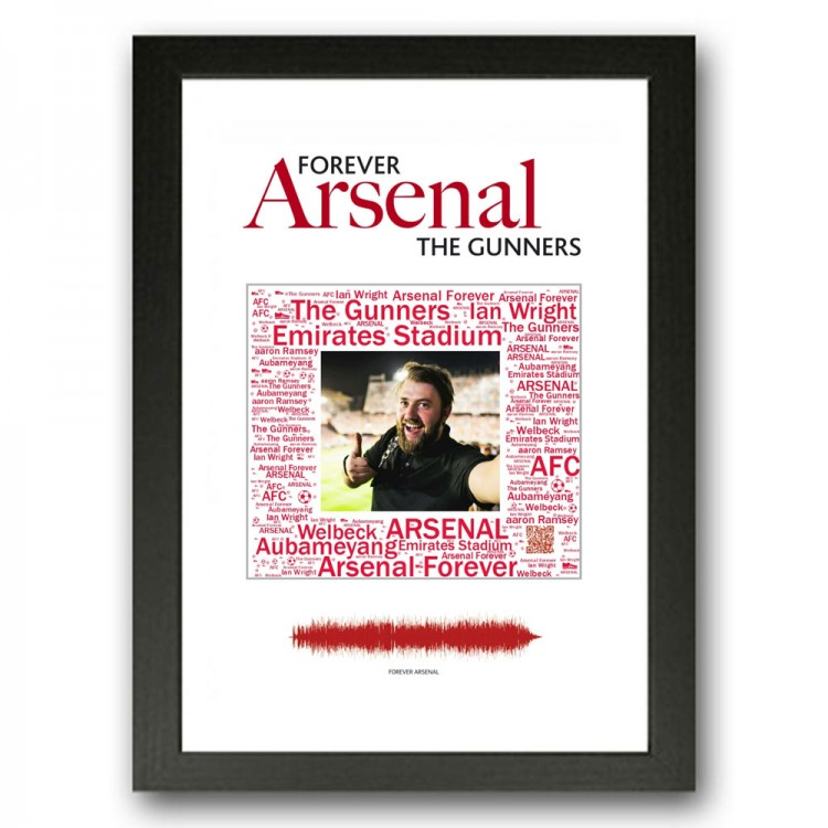 Arsenal Team Song Gift