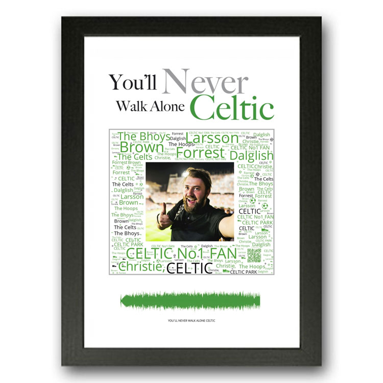 celtic team song gift