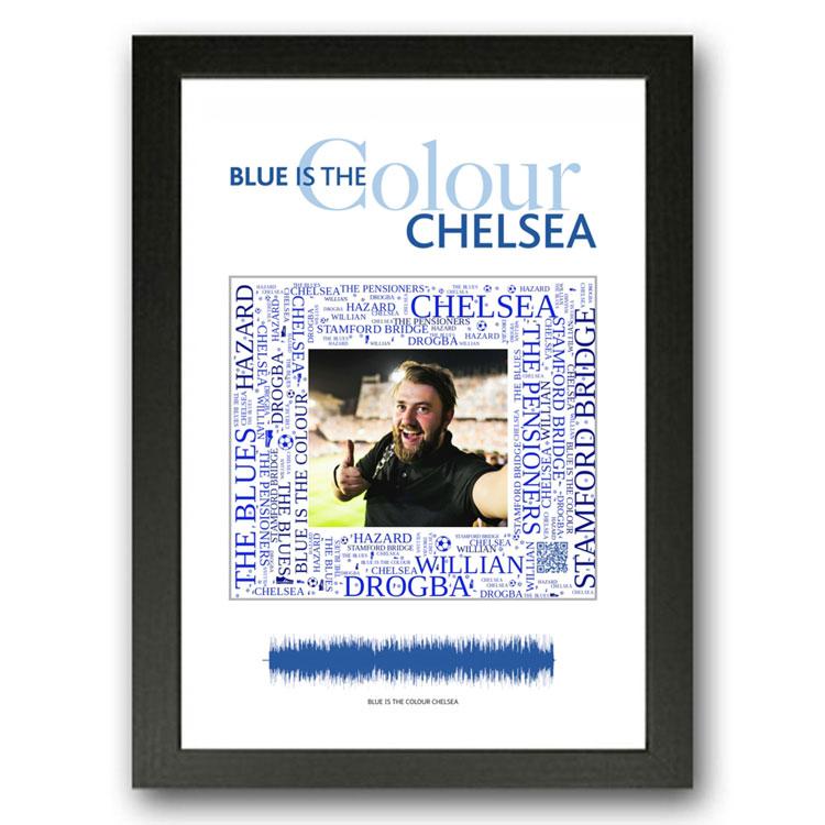 Chelsea Team Song Gift