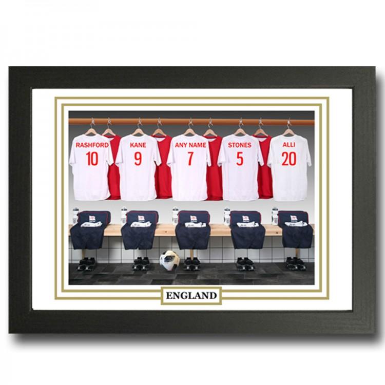 England Team Print