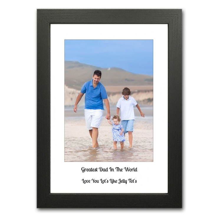 Personalised Dad Gift