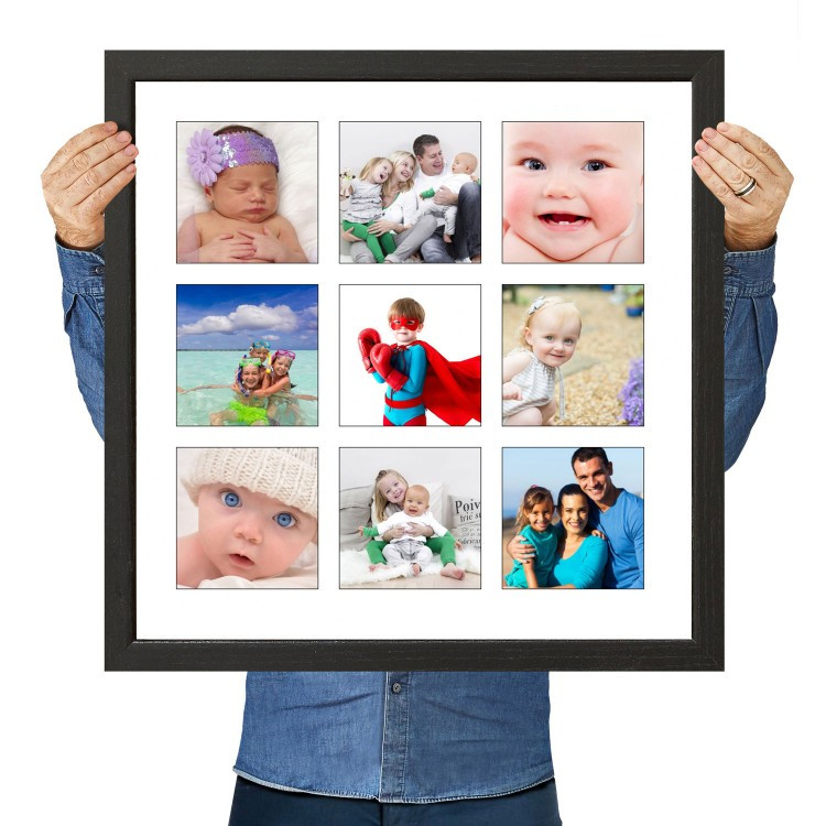 Large Multi Photo Frame